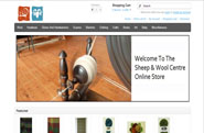 Website | Sheep And Wool Centre Online Store