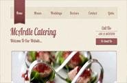 Website | McArdle Catering